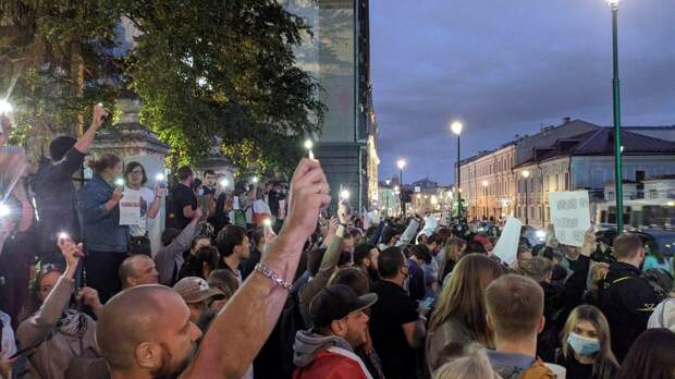 Соловьев требует депортировать или посадить участников замайданного митинга в Москве
