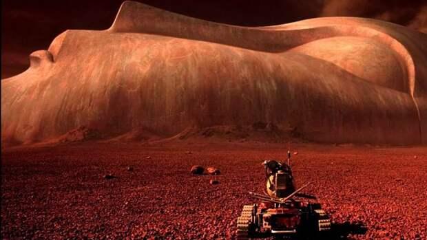 Древние тайны Марса