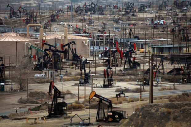 """Добыча нефти в США растет только за счет """"усилий"""" Permian"""