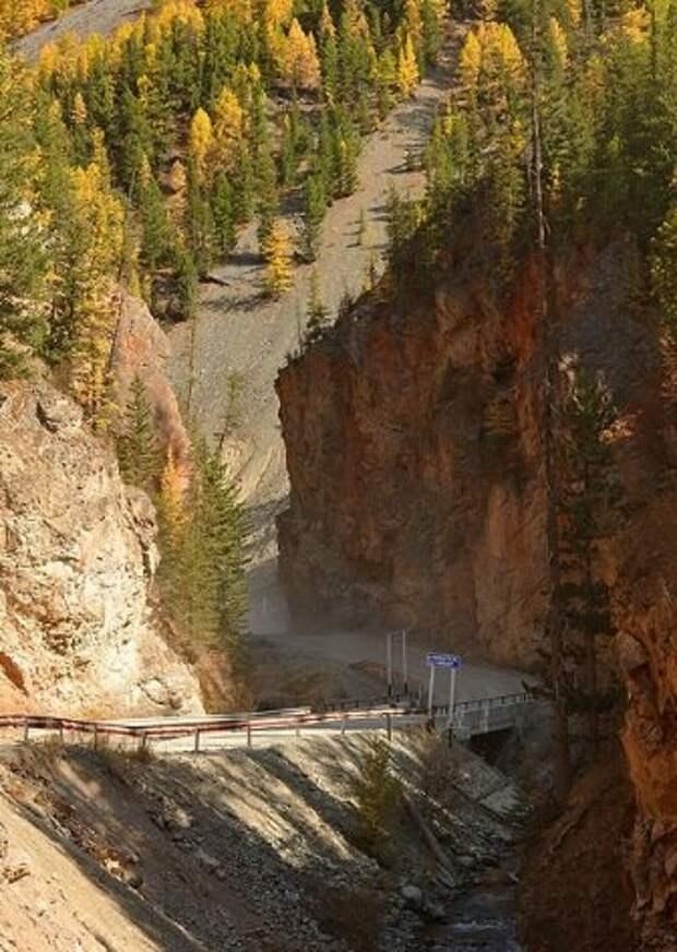 Красные Ворота. Фото с сайта Администрации Улаганского района