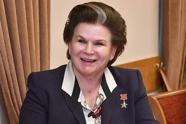Почему поправку с «обнулением» предложила Терешкова или когда она последний раз людей видела.