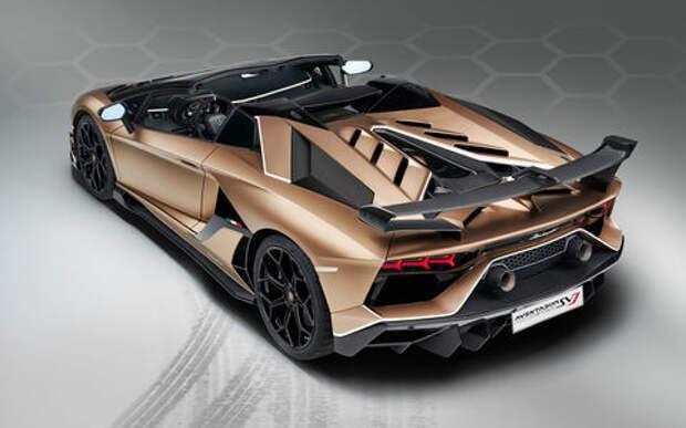 В России отзывают Lamborghini. Оказывается, там бывают дефекты!