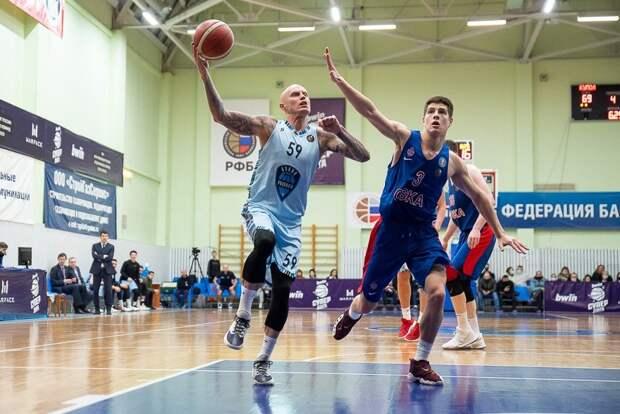 Ижевские баскетболисты «Купола-Родников» проиграли в первом домашнем матче 2021 года