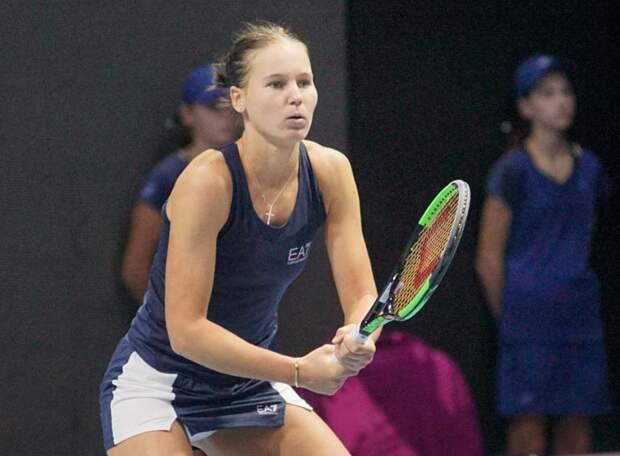 Екатерина Александрова обыграла вторую ракетку мира и вышла в полуфинал