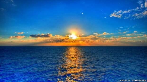 Дарим летнее настроение. Фото подборка морей и океанов (часть 1) – 22 фото