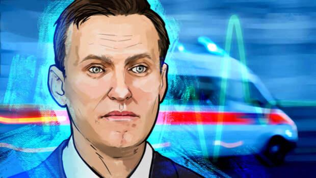 Имидж всё — кома Навального может быть вызвана таблетками для похудения