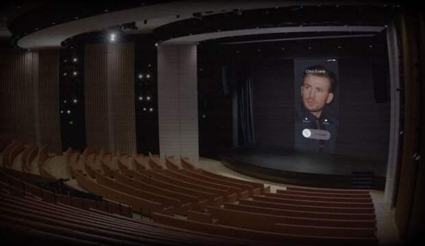 Apple транслирует пустой зрительский зал. Но это не ошибка