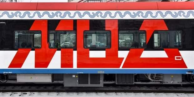 Собянин отметил темпы развития железнодорожной инфраструктуры в Москве Фото: Ю. Иванко mos.ru