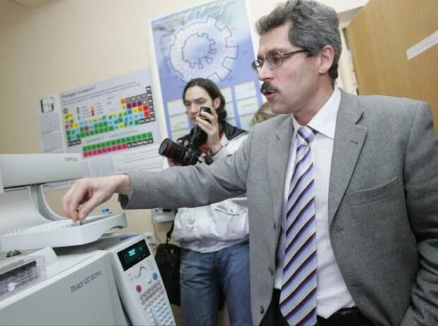 СК заявил, что изменения в базу внес Родченков и готов это доказать