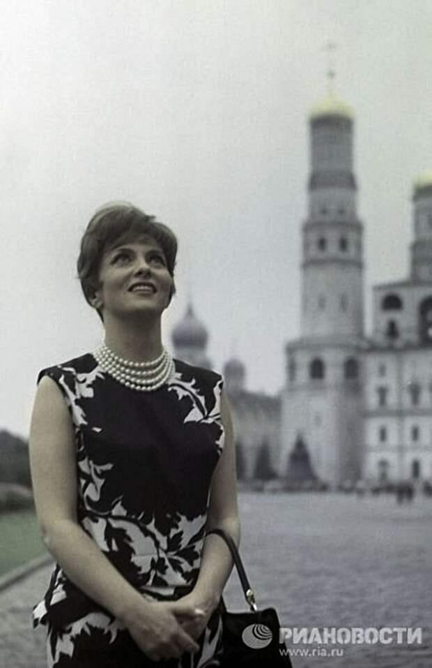 Джина Лоллобриджида, 1961