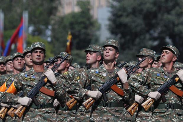В Армении мобилизуют военных запаса до 55 лет