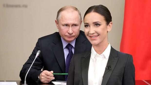 Ольга Бузова мечтает встретиться с президентом
