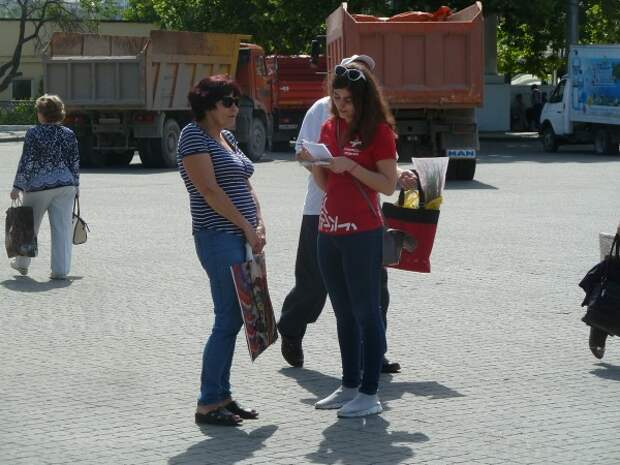 В Севастополе прошла неделя борьбы с ВИЧ/СПИДом (ФОТО)
