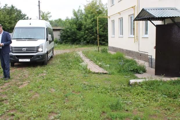 В Малопургинском районе за счет муниципального бюджета достроят туалет в новом доме без удобств