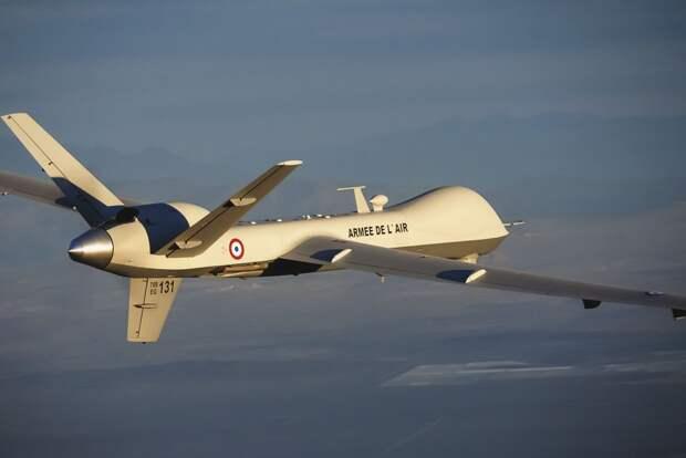 На американской авиабазе в Румынии появились беспилотники США MQ-9 Reaper