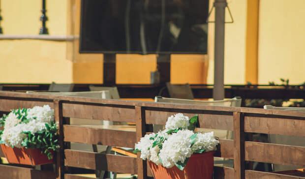 Власти Москвы попросили рестораторов закрыть летние веранды