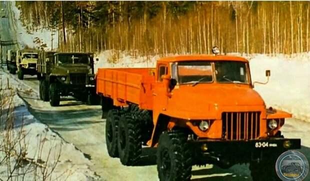Зачем ГДР скупали у СССР эти грузовики Урал
