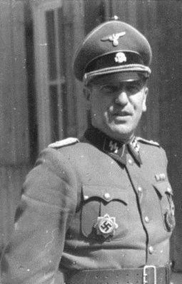 Как эстонским эсэсовцам устроили «чешский ад»