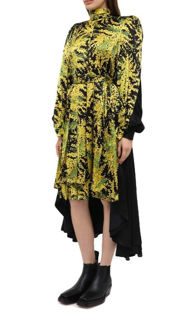 Платье Balenciaga за 560 000 рублей