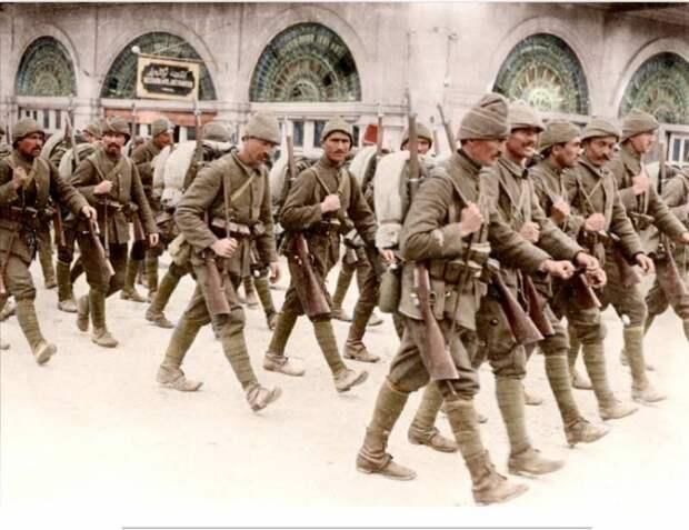 Ислам и Первая мировая война