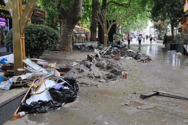 В Крыму планируют завершить оценку ущерба от наводнения к 28 июня