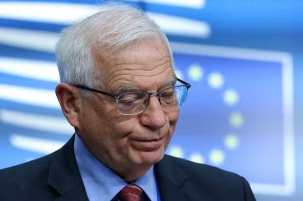 Боррель обвинил Россию в «агрессии» из-за высылки европейских дипломатов