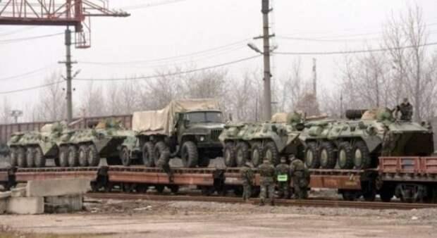Белоруссия масштабно перебрасывает свои войска награницу сУкраиной