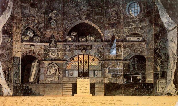 10 театральных художников Серебряного века. Александр Бенуа