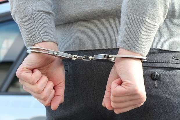 Полиция, Наручники, Арестовать, Арест, Задержание