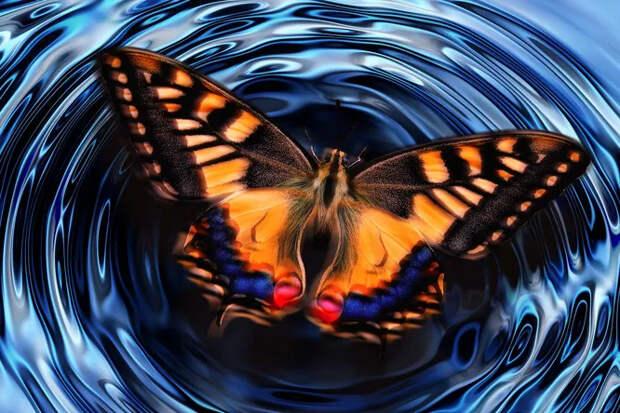 Существует ли «эффект бабочки» при путешествиях в прошлое