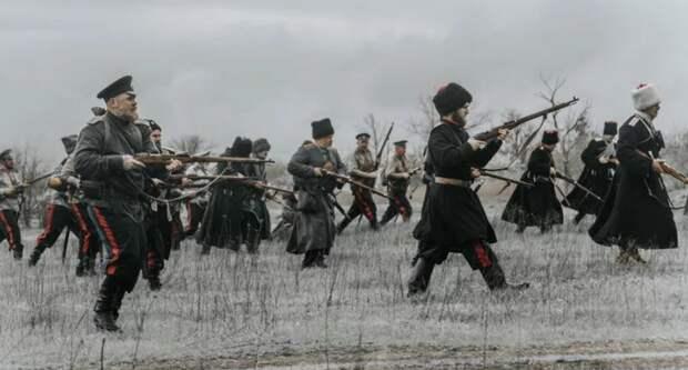 Но на помощь пришла 9-я стрелковая Дагестанская рота, ударив с фланга