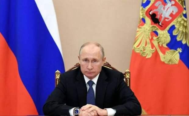 Путин призвал Алиева обеспечить сохранность христианских святынь вКарабахе