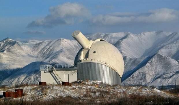 В России заработал первый телескоп для обнаружения опасных астероидов