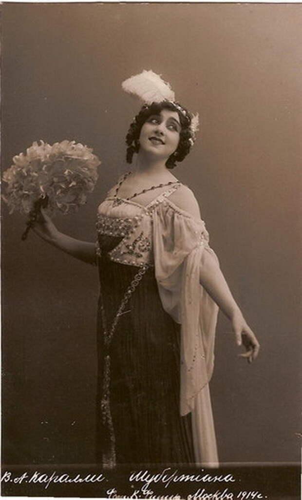 Она пыталась сотрудничать с Фокиным, когда только начинались дягилевские парижские сезоны, и сперва все складывалось удачно – Каралли хорошо исполнила главную партию в балете «Павильон Армиды» на подмостках театра Шатле. Это было 19 мая 1909 года.