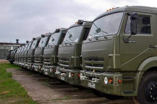 МО РФ получило мобильную лабораторию «Корвет-С-СК»