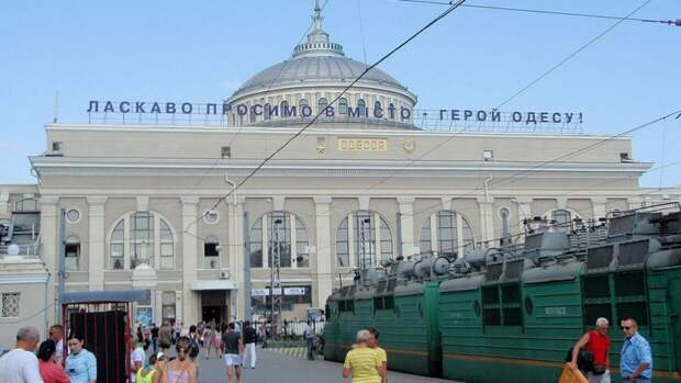 Желающий «жить как в Крыму» одессит нарвался на реакцию россиян