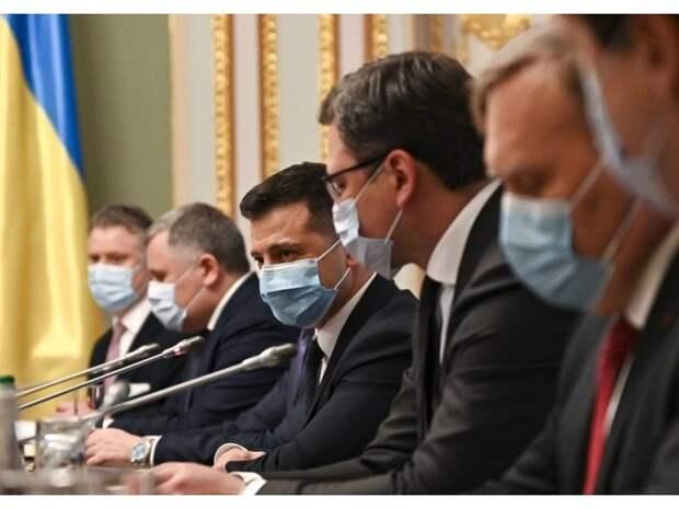 Клоунада локдауна: Украина