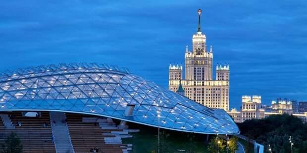 Видеопрогулки по паркам Москвы доступны на Russpass — Сергунина