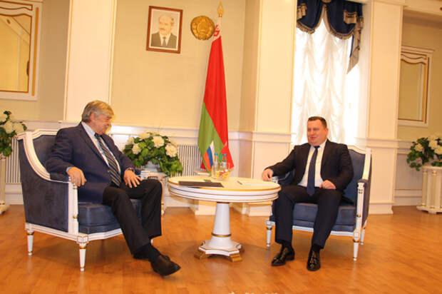 Минск считает военно-техническое сотрудничество с Москвой важным для безопасности страны