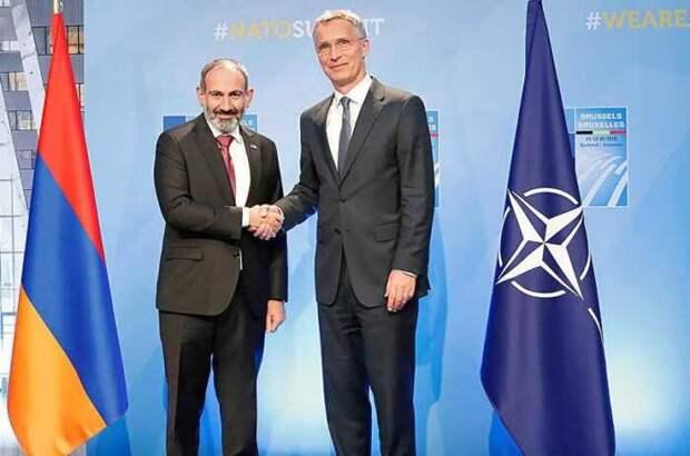 Минобороны Армении сделало заявление по поводу участия в маневрах НАТО