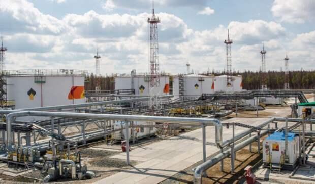 Освоение трудноизвлекаемых запасов Преображенского горизонта начала «Роснефть»