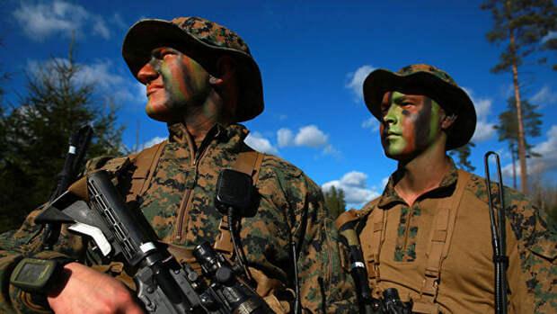 До эстонцев дошло: они должны гибнуть за американцев, а не наоборот