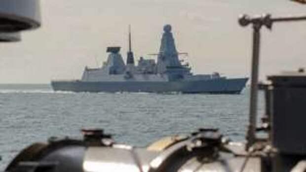 Силы НАТО отказались покидать Черное море