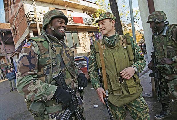 Десантник рассказал как ему пришлось бороться с огромным морпехом США