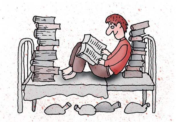 Иллюстрация: Георгий Мурышкин