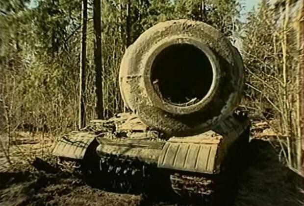 «Сталинские» танки