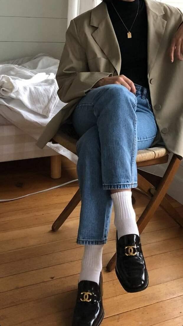 Вещи, которые составляют основу осеннего гардероба женщин из Калифорнии и Нью-Йорка