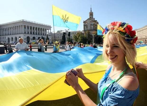 Украина, женщины и «цветные революции»