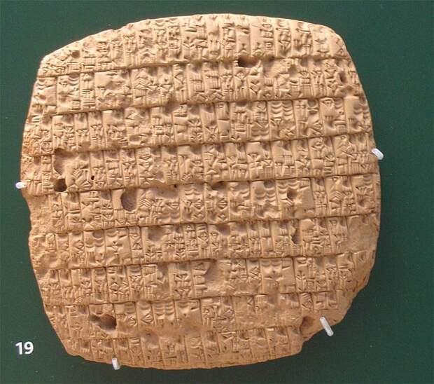 Загадки шумерской цивилизации (7 фото)