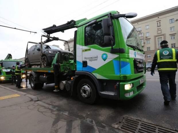 В Москве 70% решений об эвакуации принимаются ГИБДД
